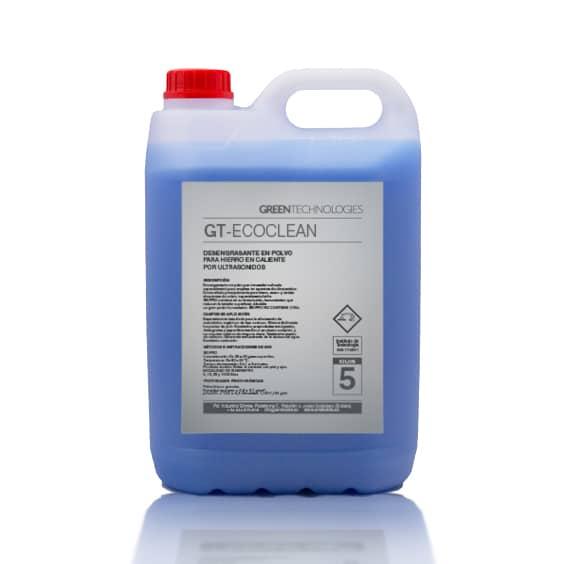 Desengrasante en polvo ECOCLEAN GT-12