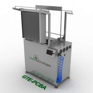 Limpieza placas SMD GTE-PCBA