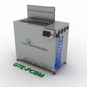 Limpieza placas SMD GTE-PCBM