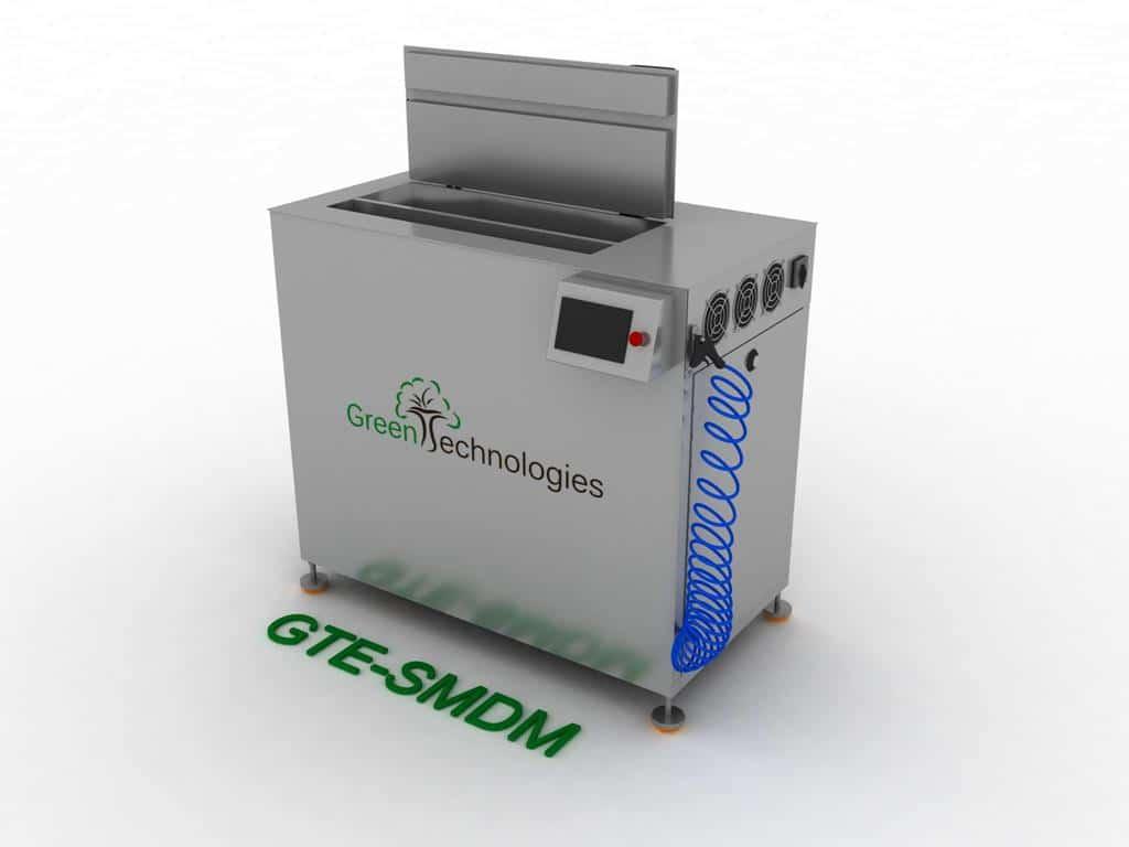 Limpieza placas SMD GTE-SMDM