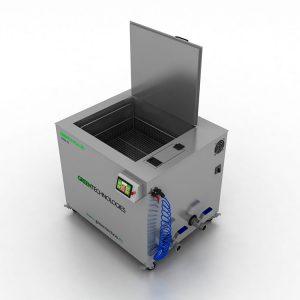 Equipo de limpieza por ultrasonidos 160 litros