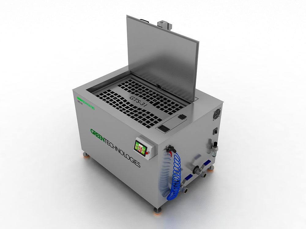 Lavadora por ultrasonidos 310 litros