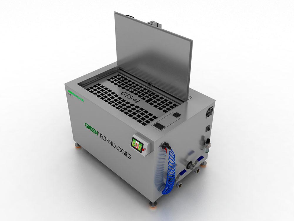 Lavadora por ultrasonidos 420 litros