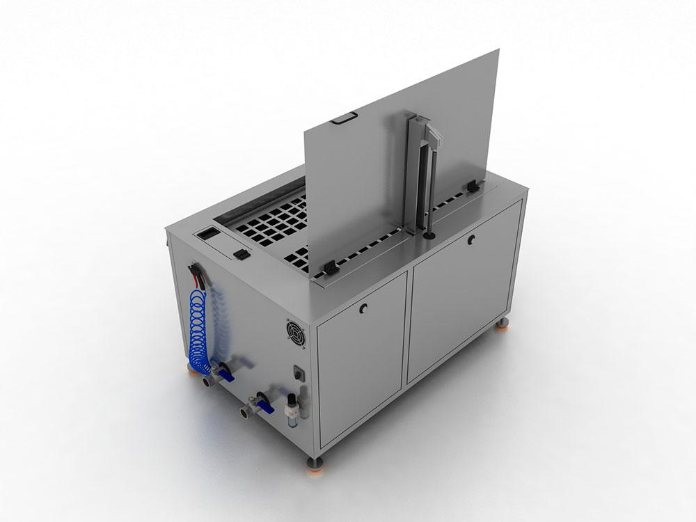 Limpieza por ultrasonidos 600 litros GTS-60