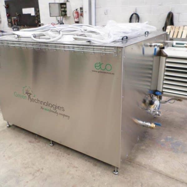 Limpieza industrial ecológica Greentechno