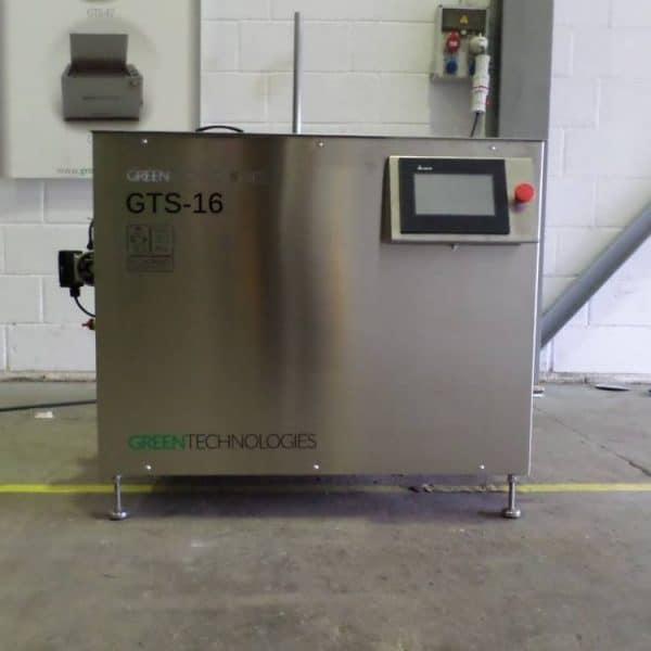 Limpieza industrial ecológica Greentechno GTS-16