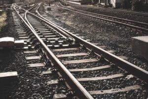 vias de tren