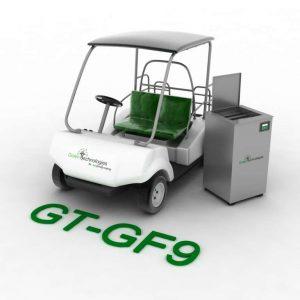 Equipo de limpieza de palos de golf GT-GF9