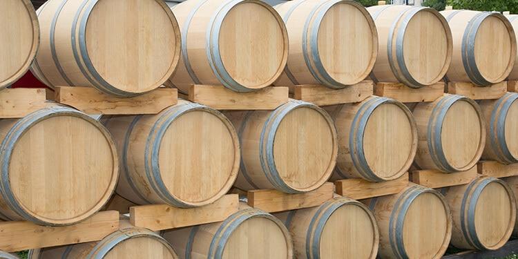 barricas vino desinfeccion