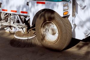 vehiculo de limpieza profesional