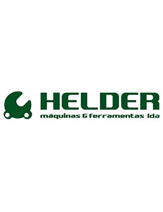 Logotipo Helder máquinas y ferramentas