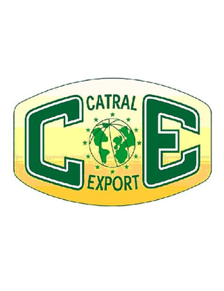 Logotipo Catral Export