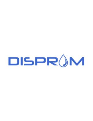 Logotipo Disprom