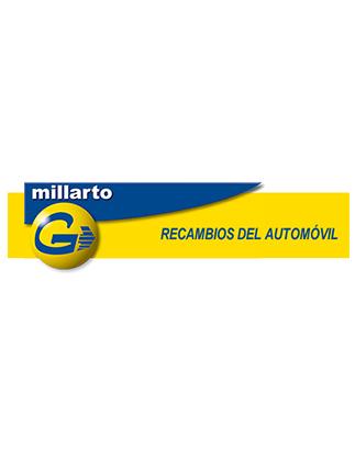 Logo Millarto Recambios del automóvil