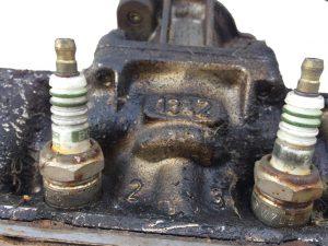 Limpieza piezas talleres mecánicos 11A