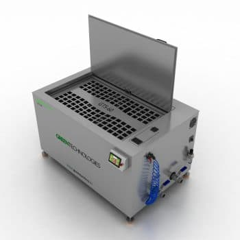 limpieza ultrasonidos Greentechno