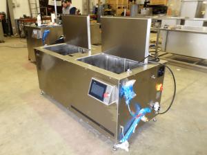 Mando de la máquina de lavado por ultrasonidos GTS16 LA
