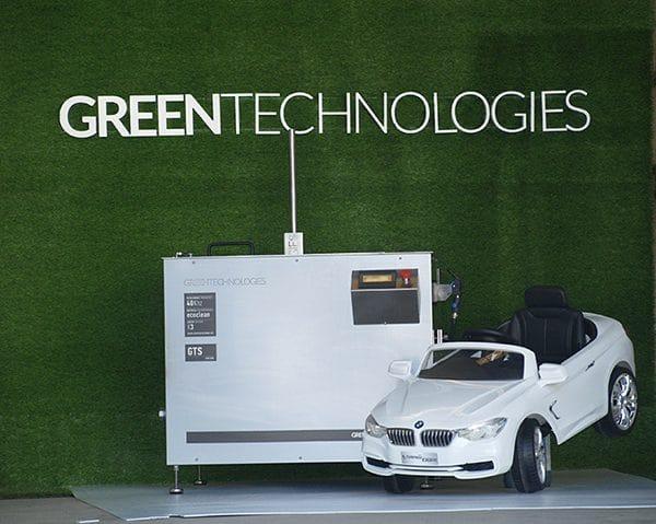 Presencia Greentechno en Ferias