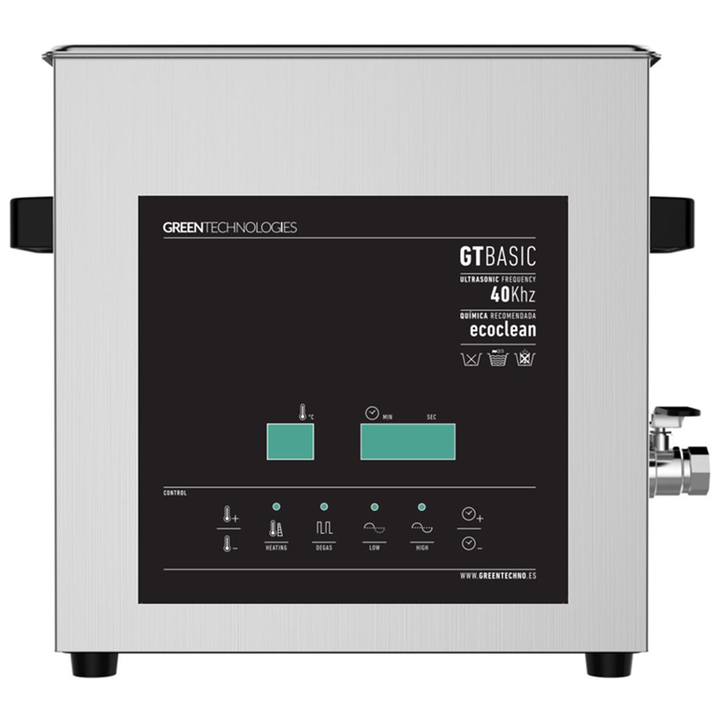 Máquina de ultrasonidos barata (Modelo BASIC)