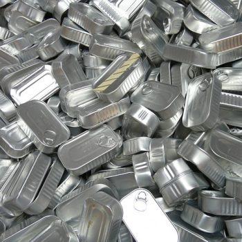 Limpieza de latas de conserva por ultrasonidos