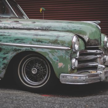 Limpieza de coches clásicos por ultrasonidos