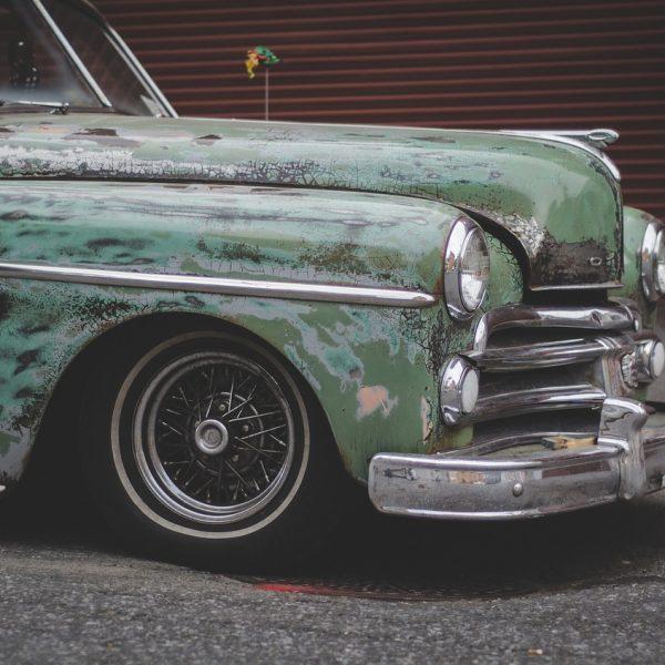 ultrasonidos para coches clásicos