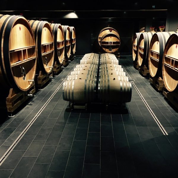 limpieza por ultrasonidos para barricas de vino