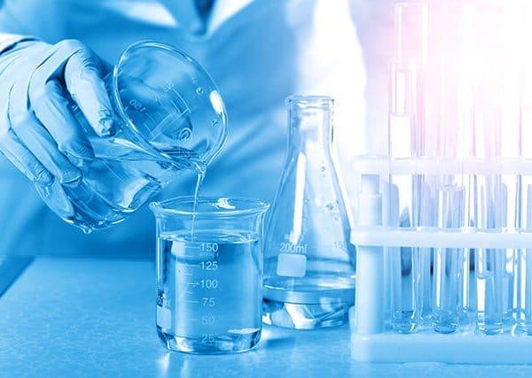 Limpieza del instrumnetal de laboratorio