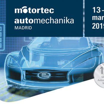 Motortec 2019 - Motortec Automechanika – IFEMA 2019