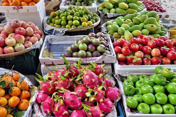 limpieza y desinfección frutas y hortalizas