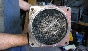 Limpieza de filtros de partículas Greentechno