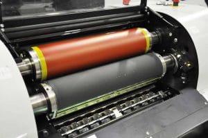 Limpieza por ultrasonidos de toner para industria gráfica