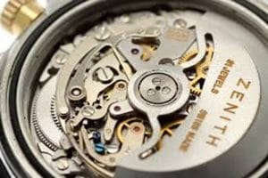 Máquinas de limpieza de piezas de relojes