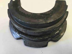 Lavado por ultrasonidos de moldes de extrusión
