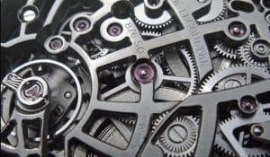 Limpieza post reparación de relojes