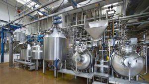 Máquinas de limpieza por ultrasonidos para industria alimentaria