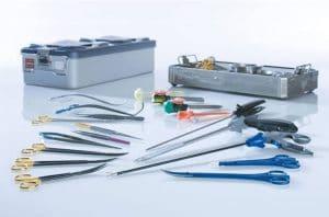 Limpieza de instrumental quirúrgico