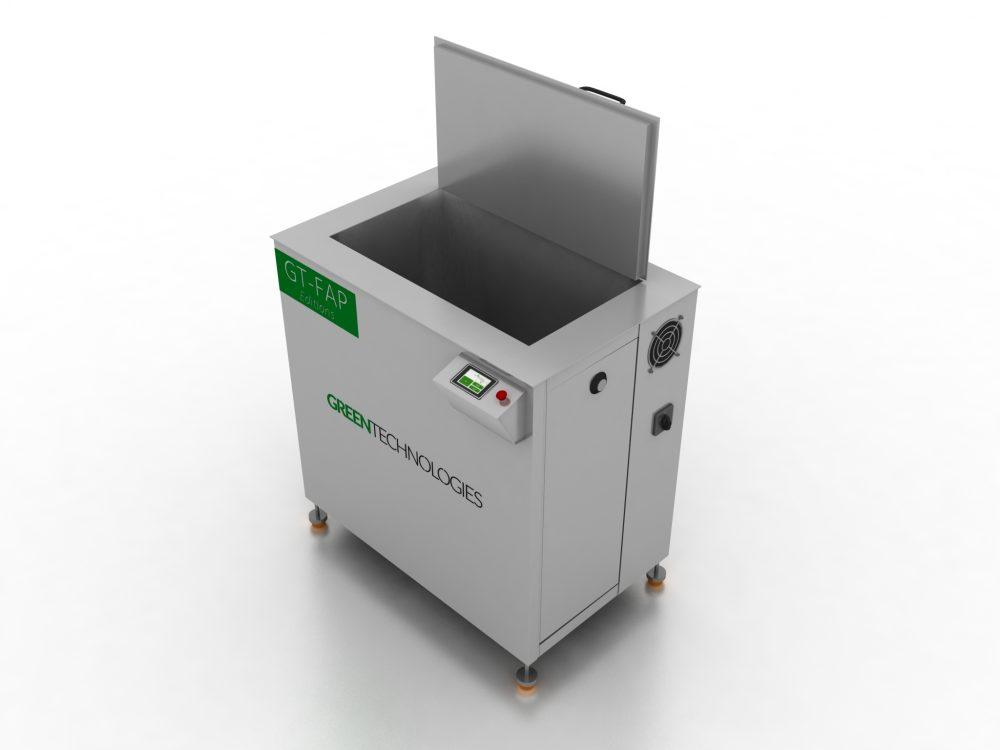 Máquina de limpieza por ultrasonidos GT-FAP