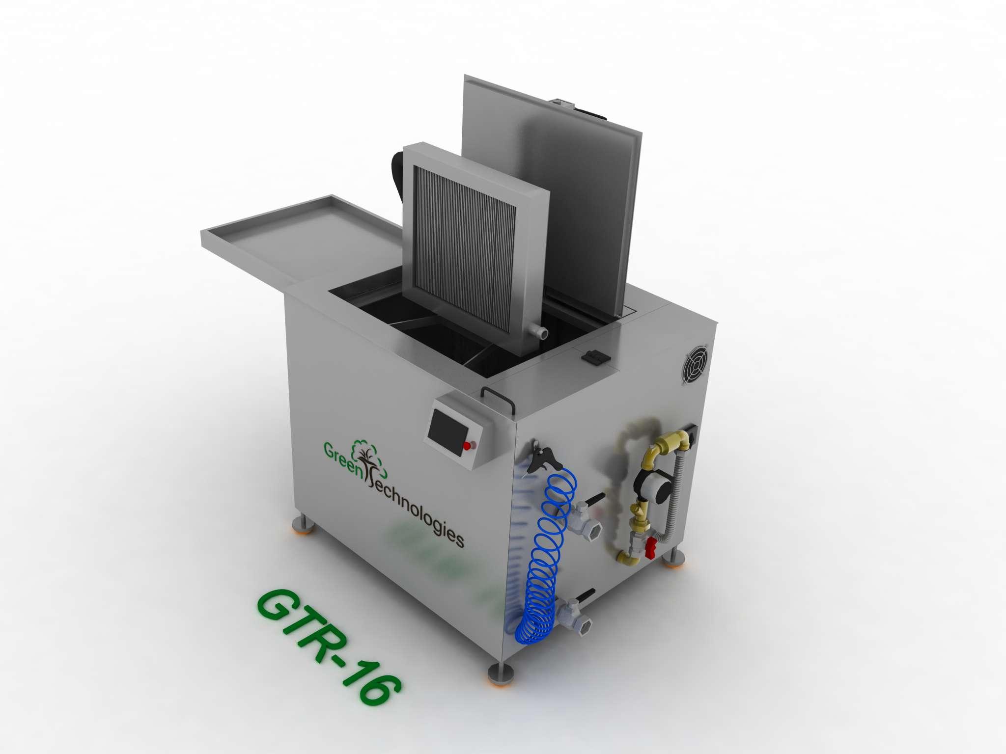 Equipo Greentechno GTR-16
