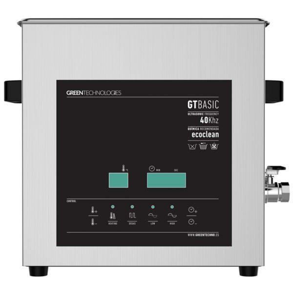 Limpieza ultrasonidos EcoClean GTBasic