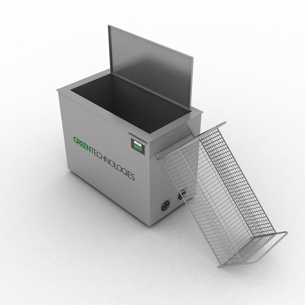 Equipo de limpieza por ultrasonidos para laboratorios GTL-60