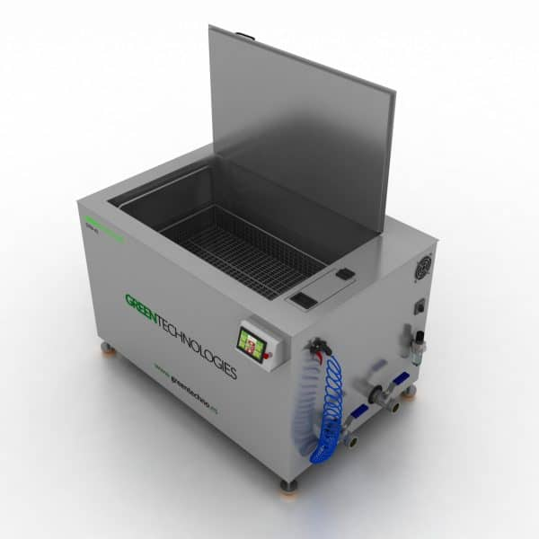 Equipo de limpieza por ultrasonidos manual Greentechno