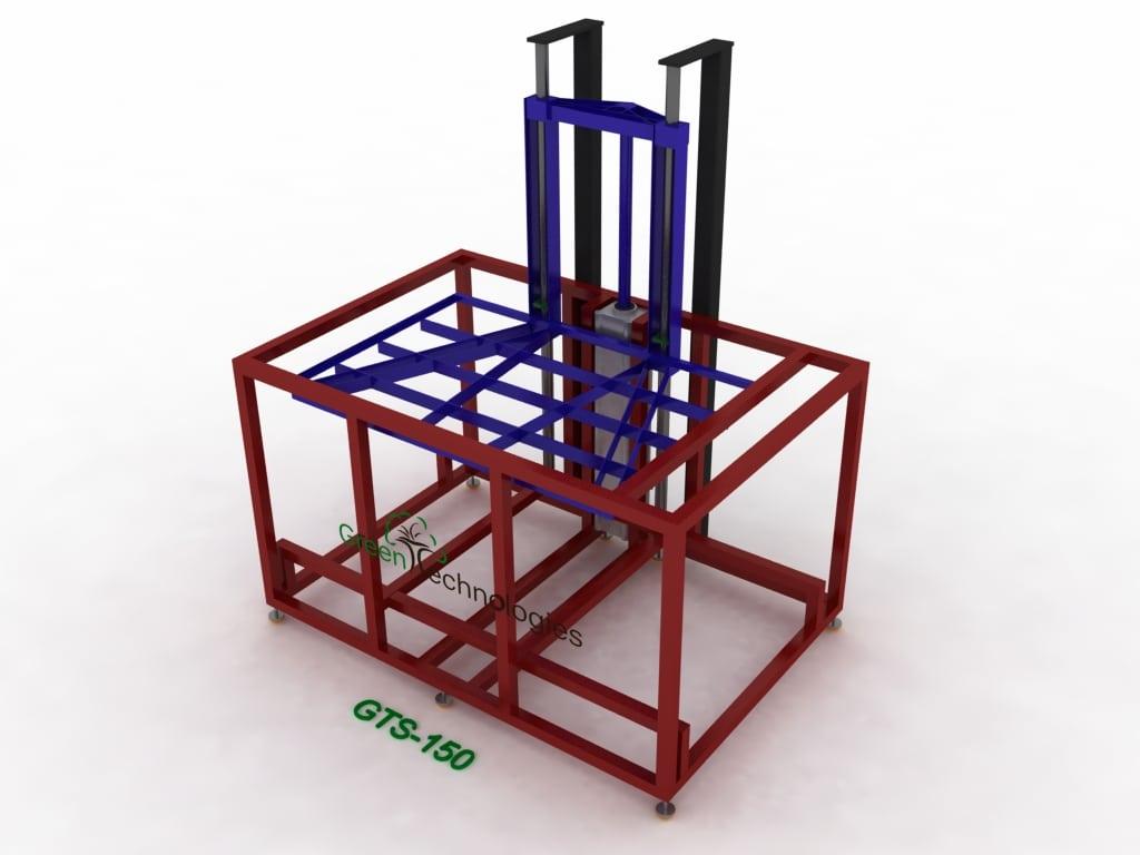 Estructura GTS-150