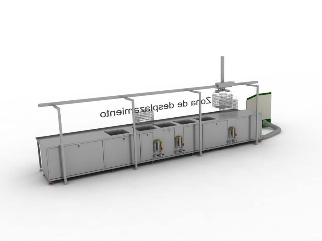 equipo multi-etapa ultrasonidos 2