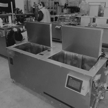 GTS16 en planta de montaje Greetechno