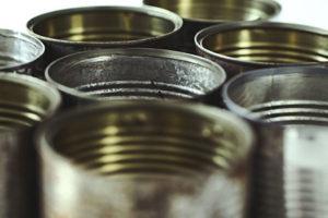 fabrica conservas aluminio