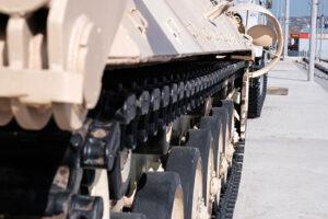 oruga tanque militar