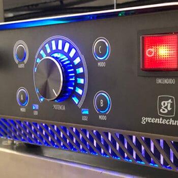 generador de ultrasonidos GT Dynamic luz azul